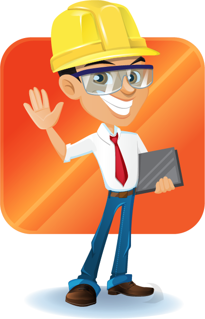 graphic freeuse stock Vrmachines an app for. Civil clipart engineering student.