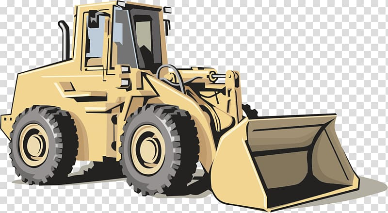 jpg black and white stock Heavy architectural engineering excavator. Civil clipart equipment bobcat.