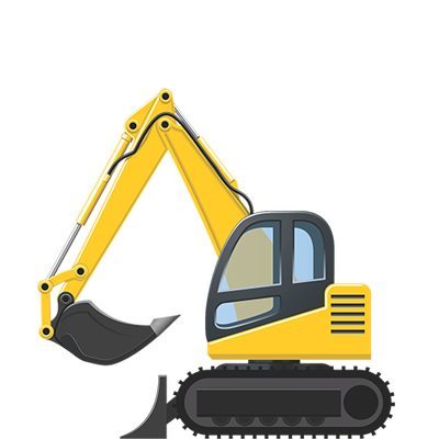 picture freeuse Servi os apolo empreiteira. Civil clipart equipment bobcat.