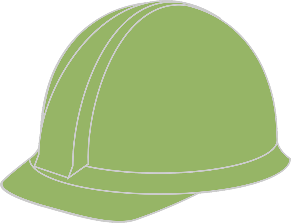 clip art royalty free Safety helmet colour code. Civil clipart hardhats