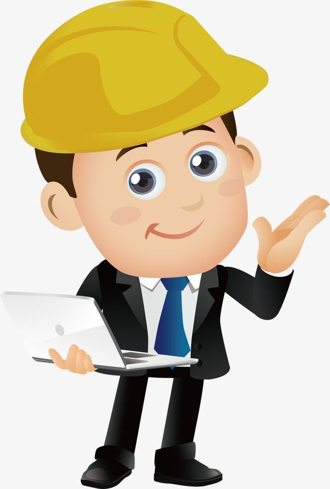 clipart library download Civil clipart industrial safety. Engineer cartoon engineering .
