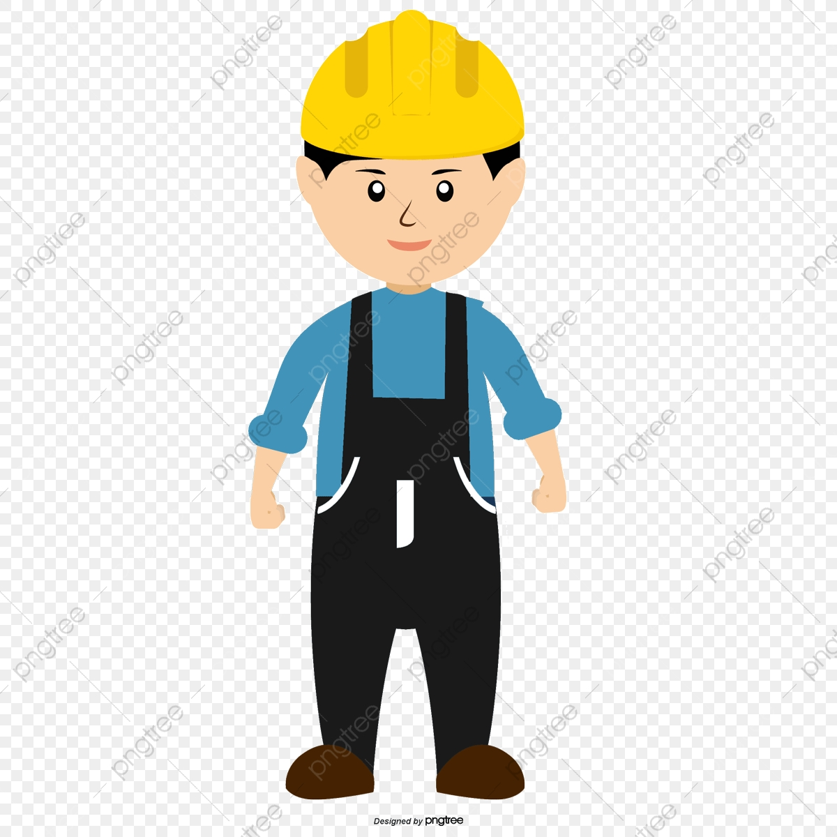 svg black and white library Wear uniforms for maintenance. Civil clipart industrial safety.