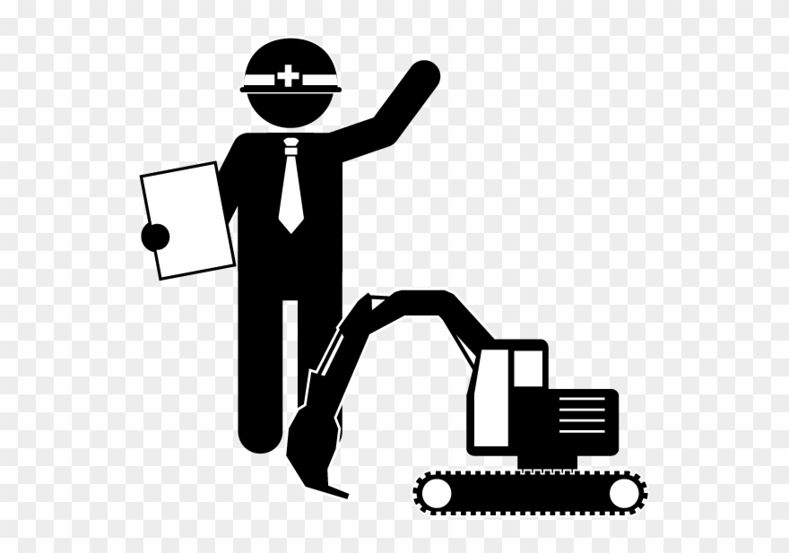 clip download Engineering construction management engineer. Civil clipart industrial safety.
