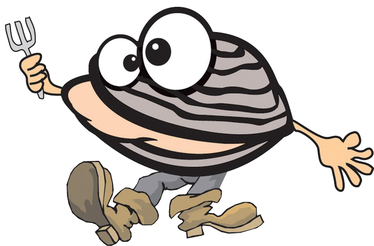 svg royalty free stock Clam clipart cartoon. Graphics illustrations free download.