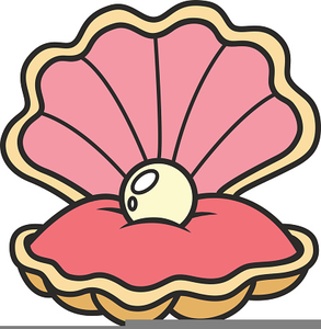 vector transparent download Clam clipart cartoon. Free images at clker.