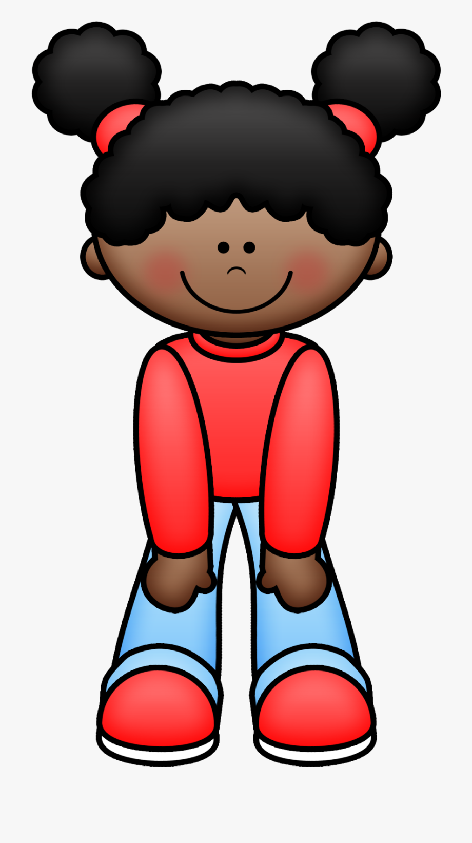 jpg black and white Clap clipart knee. Child hands on knees.