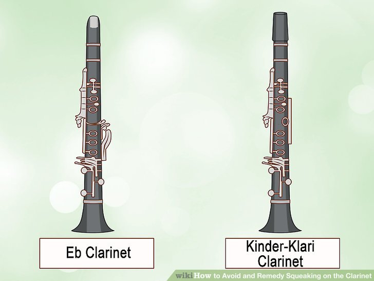 clipart royalty free stock How to avoid and. Clarinet clipart beautiful.