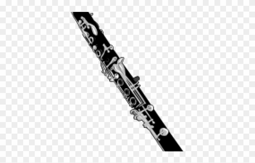 graphic transparent library Clarinet clipart beautiful. Flute png download .
