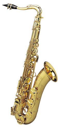 clip art black and white download Saxophone transparent gallery yopriceville. Clarinet clipart tenor sax