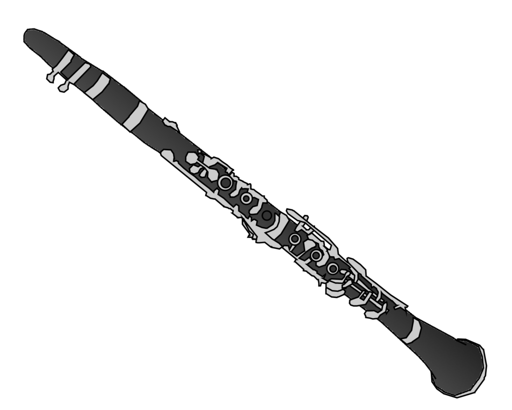 graphic free stock Clarinet clipart transparent background. Png pictures free icons.