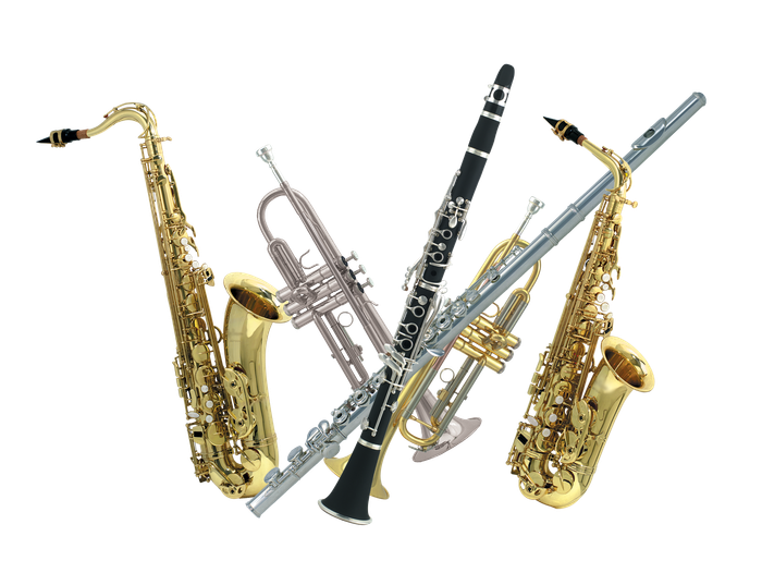clip art freeuse stock Band Instrument Step Up Drive