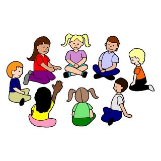 svg freeuse download Classroom discussion clipart. Teaching strategies .