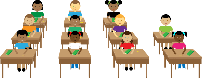 banner free library Class clipart learner classroom