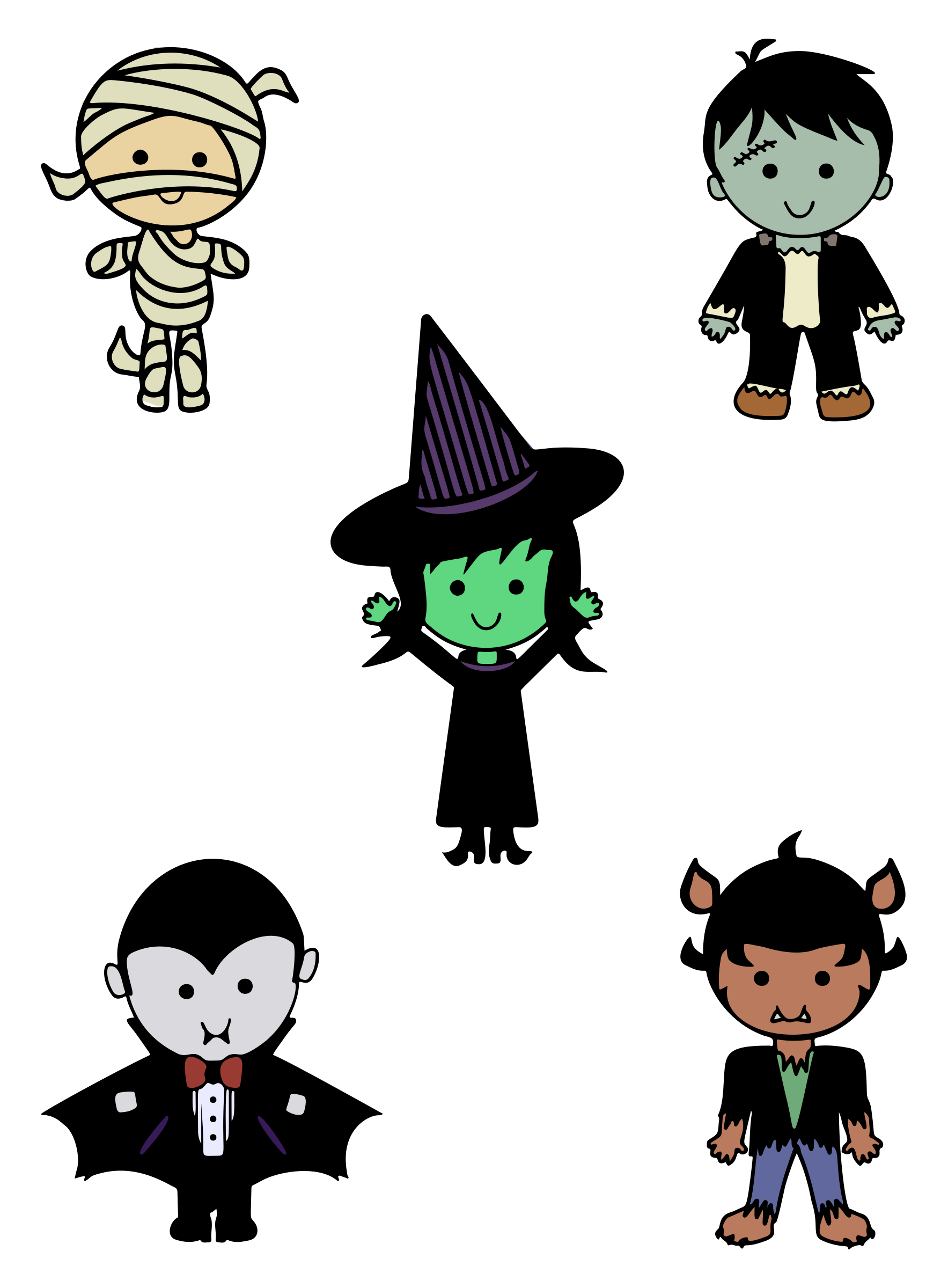clip download Classic clipart. Halloween free on dumielauxepices