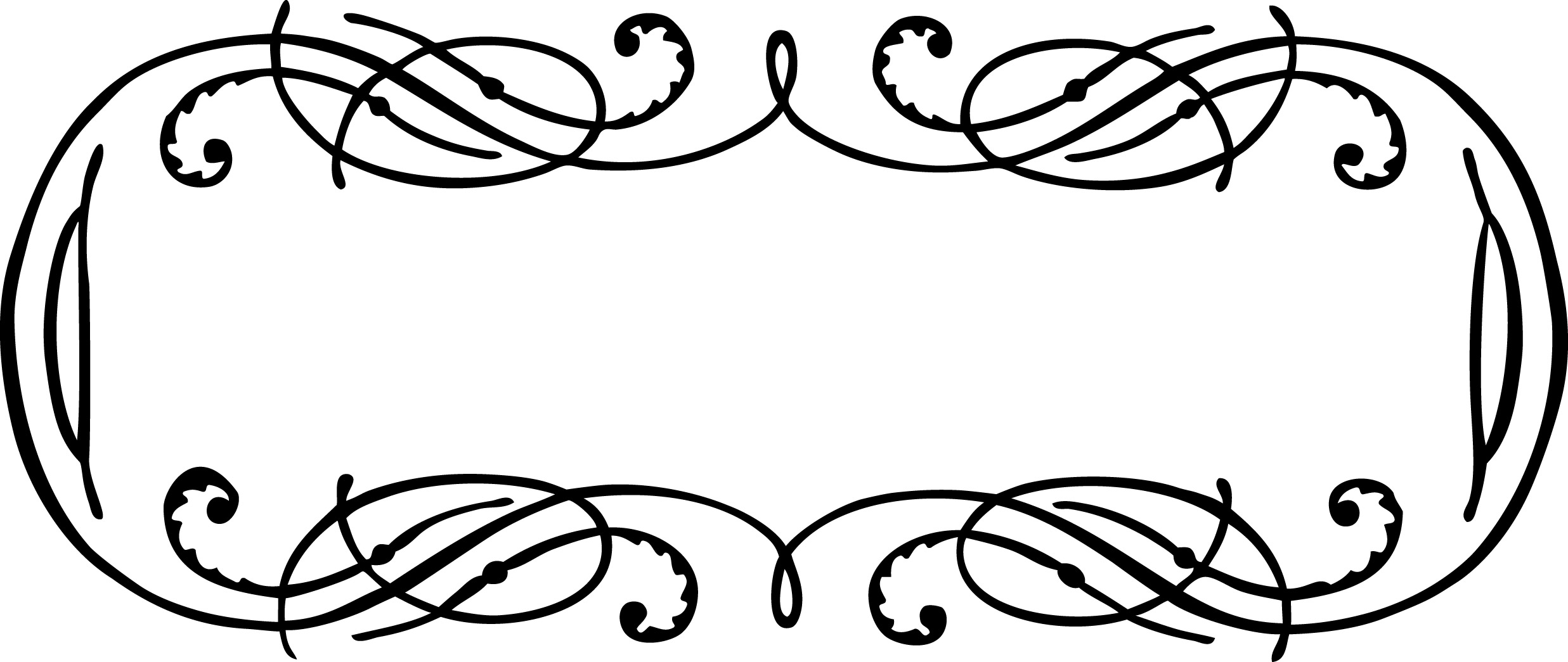 clipart library Classic clipart country border. Free vintage frameborder cliparts.
