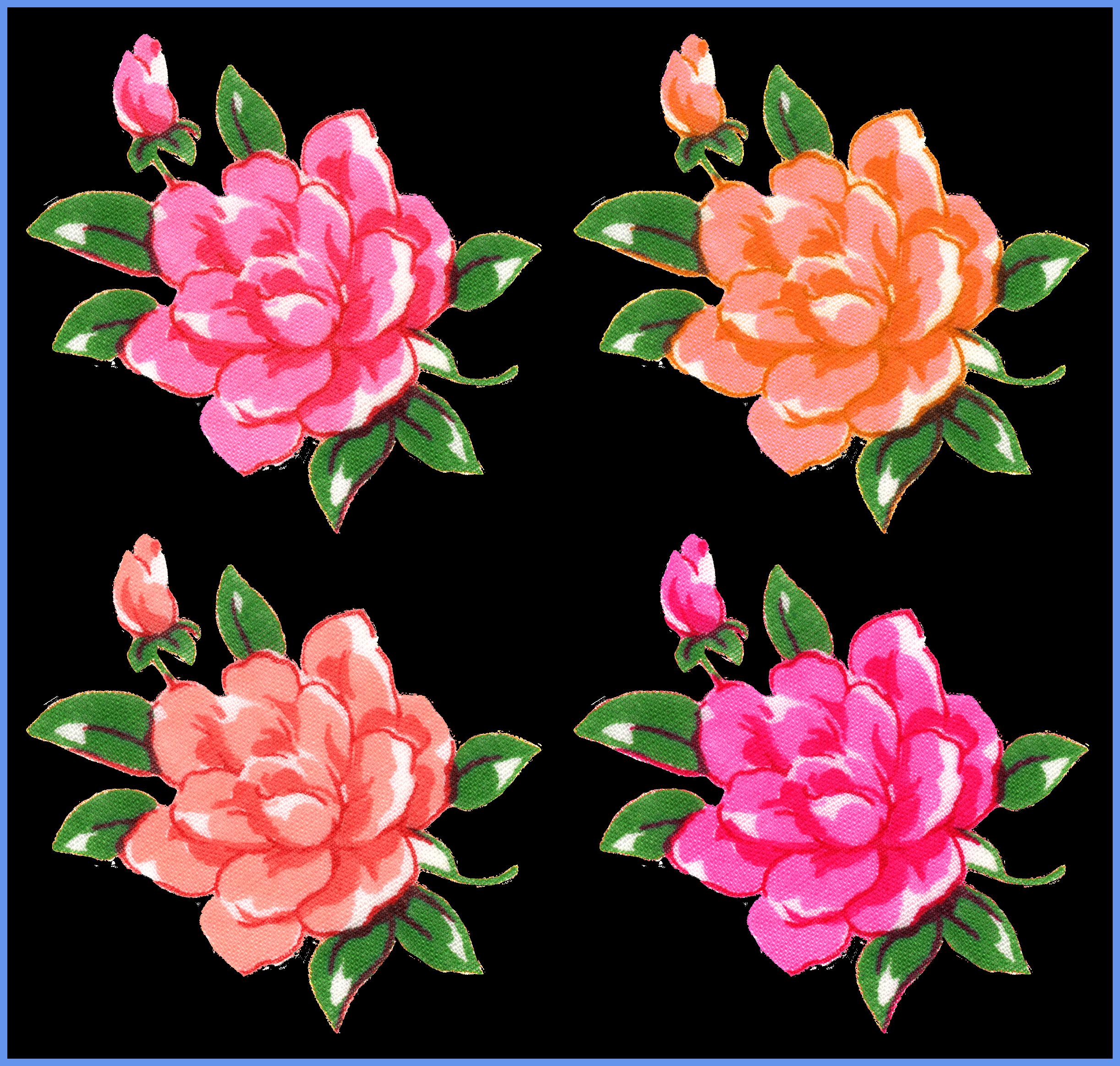 clip art freeuse download Incredible vintage clip art. Classic clipart floral.