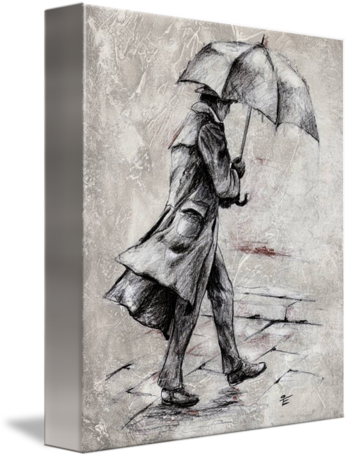 clip free download Rain day by emerico. Drawing photography art