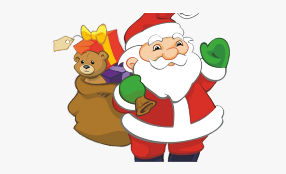 png transparent Claus clipart. Mrs santa hd .