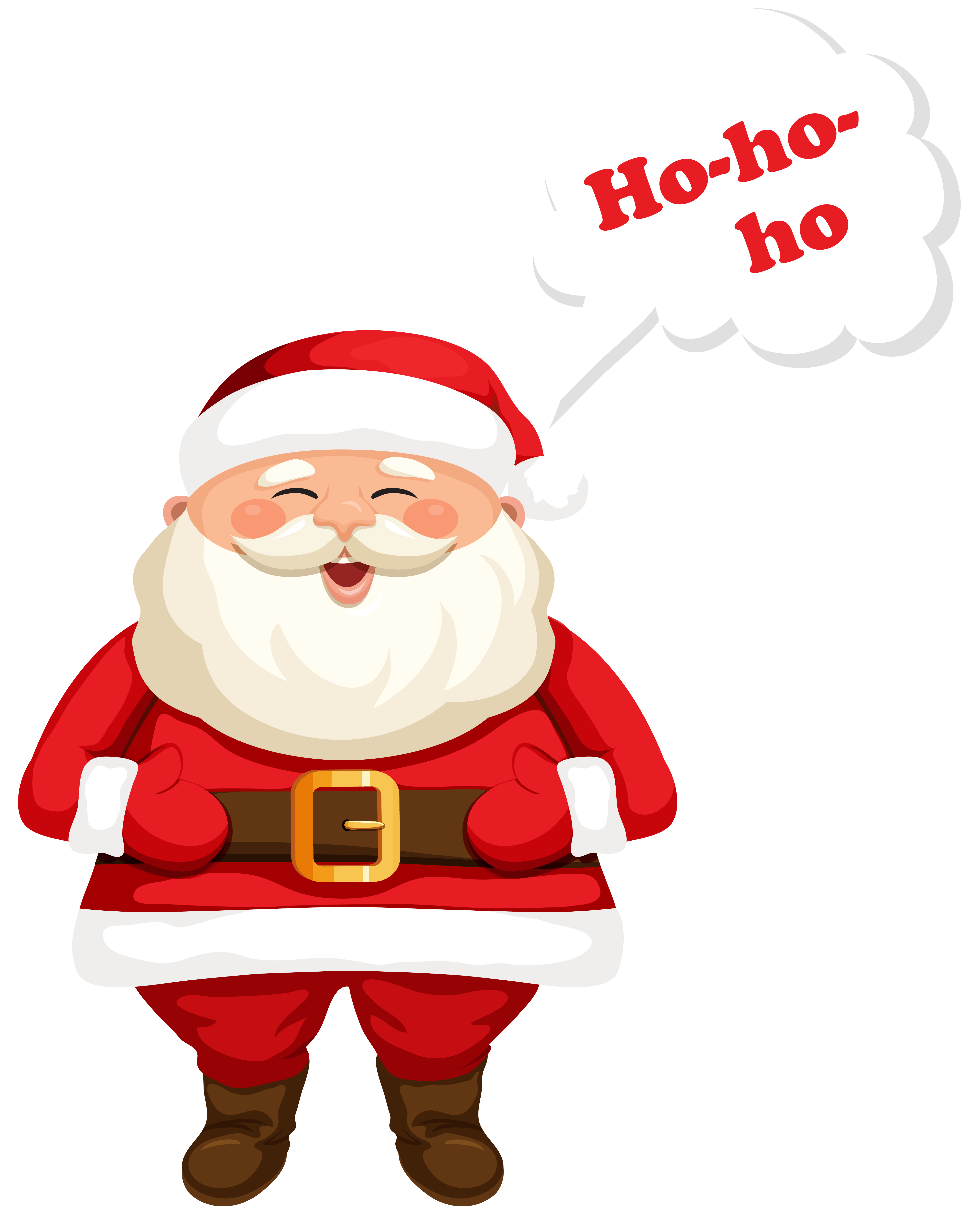 clipart library library Santa ho png image. Claus clipart clip art.