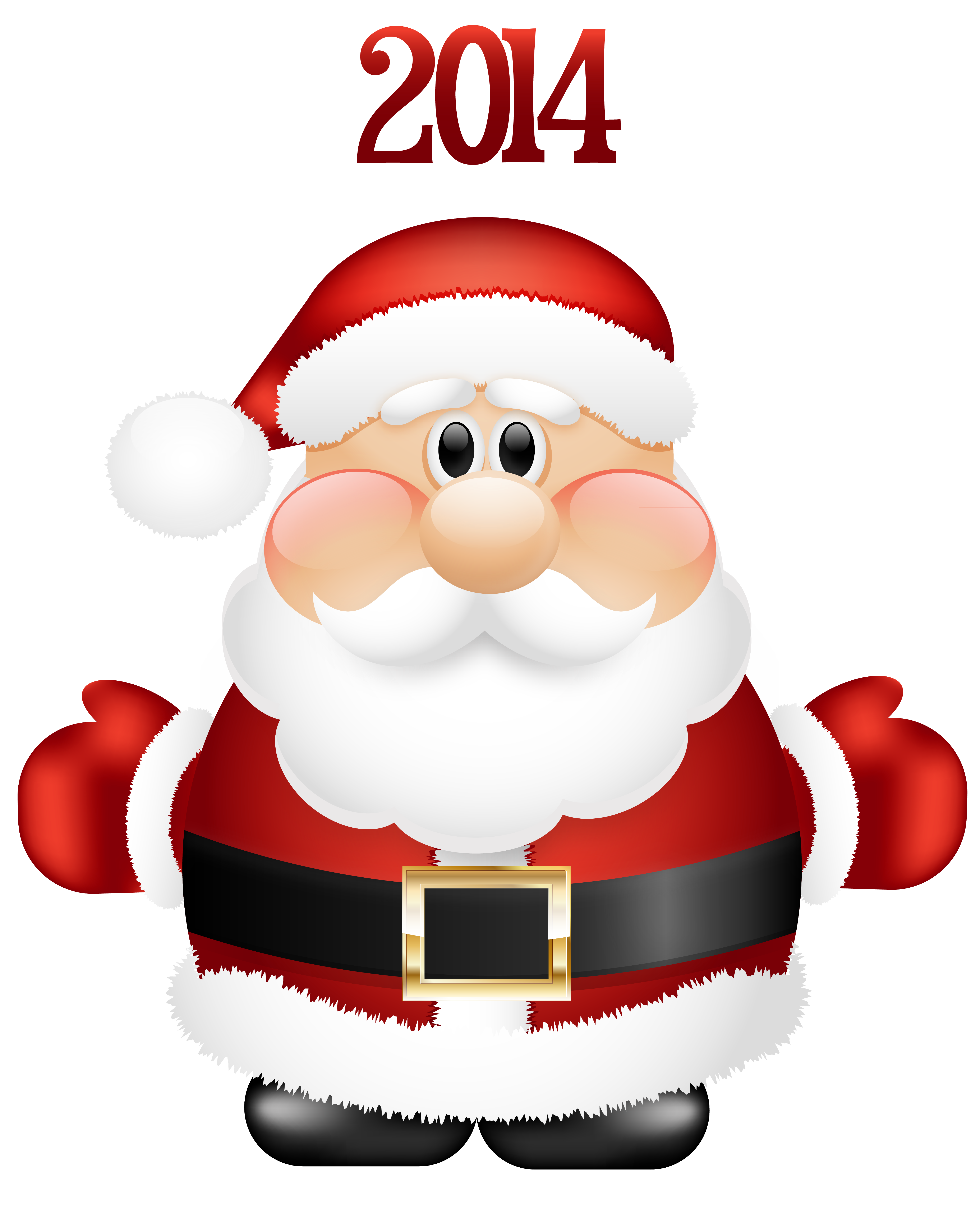 clip royalty free download Claus clipart cute. Transparent santa png gallery.