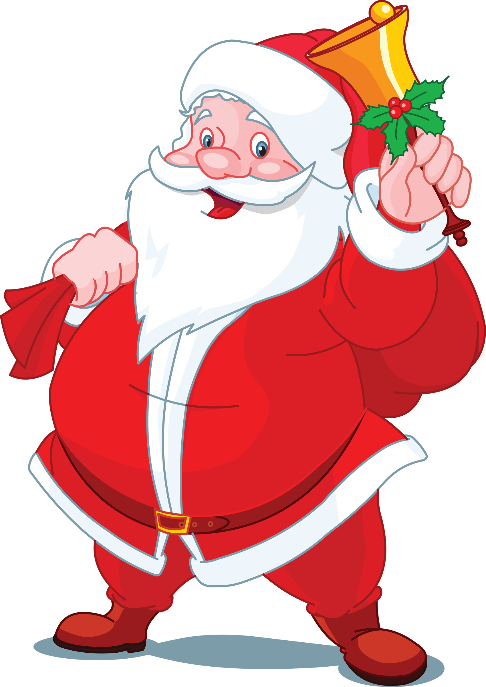 transparent Claus clipart png. Santa transparent images all.