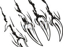 image transparent download panther claw marks scratch