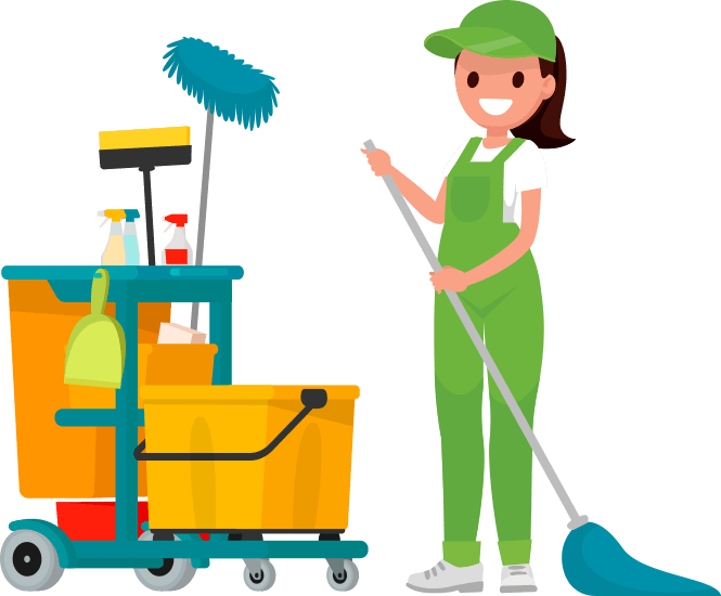 vector cleaning pictures