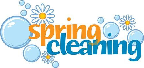 image black and white download Cleaner clipart spring. Free cleaning images download.