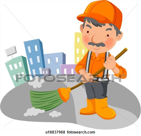 picture transparent stock Portal . Cleaner clipart street sweeper.