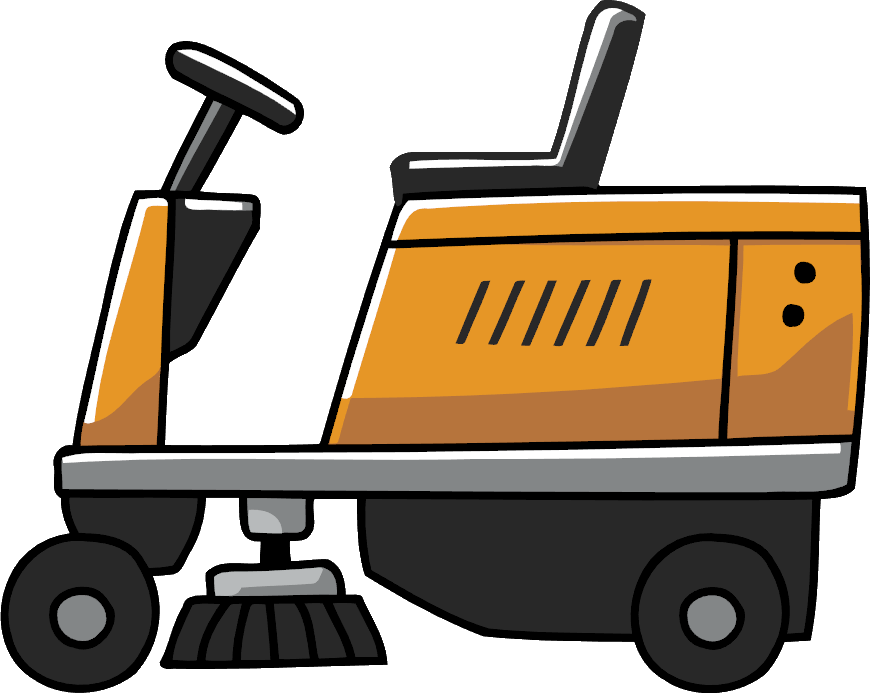 svg transparent Street Sweeper Clipart at GetDrawings