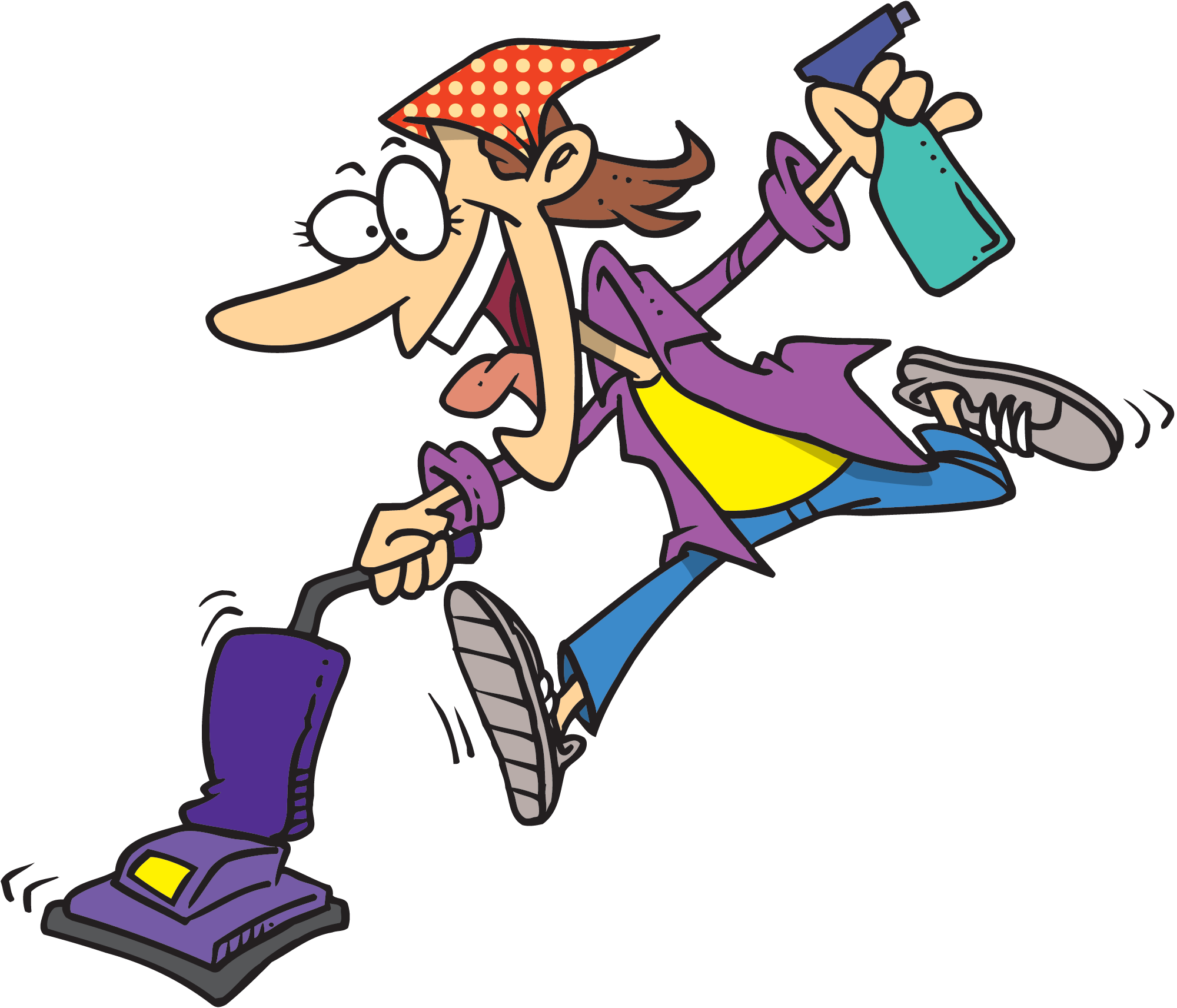 picture Free House Cleaning Clipart