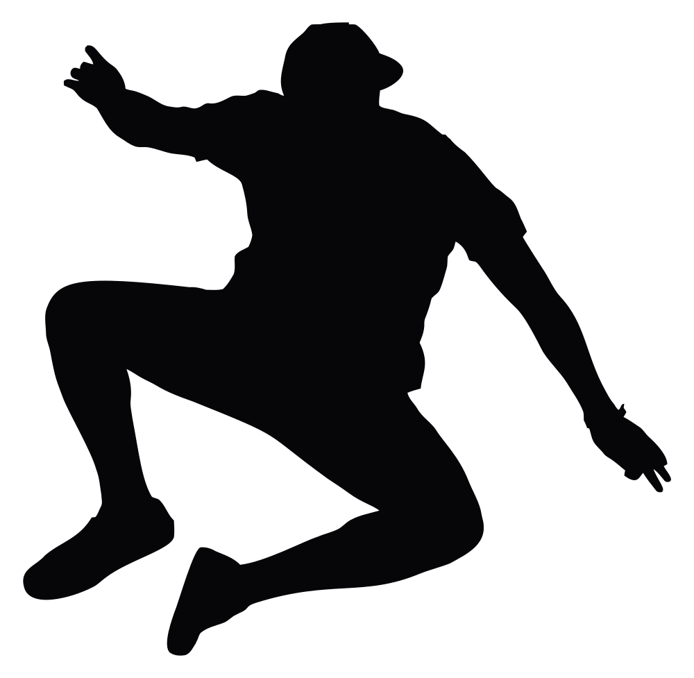 clipart transparent library Cliff clipart cliff diving. Silhouette at getdrawings com.