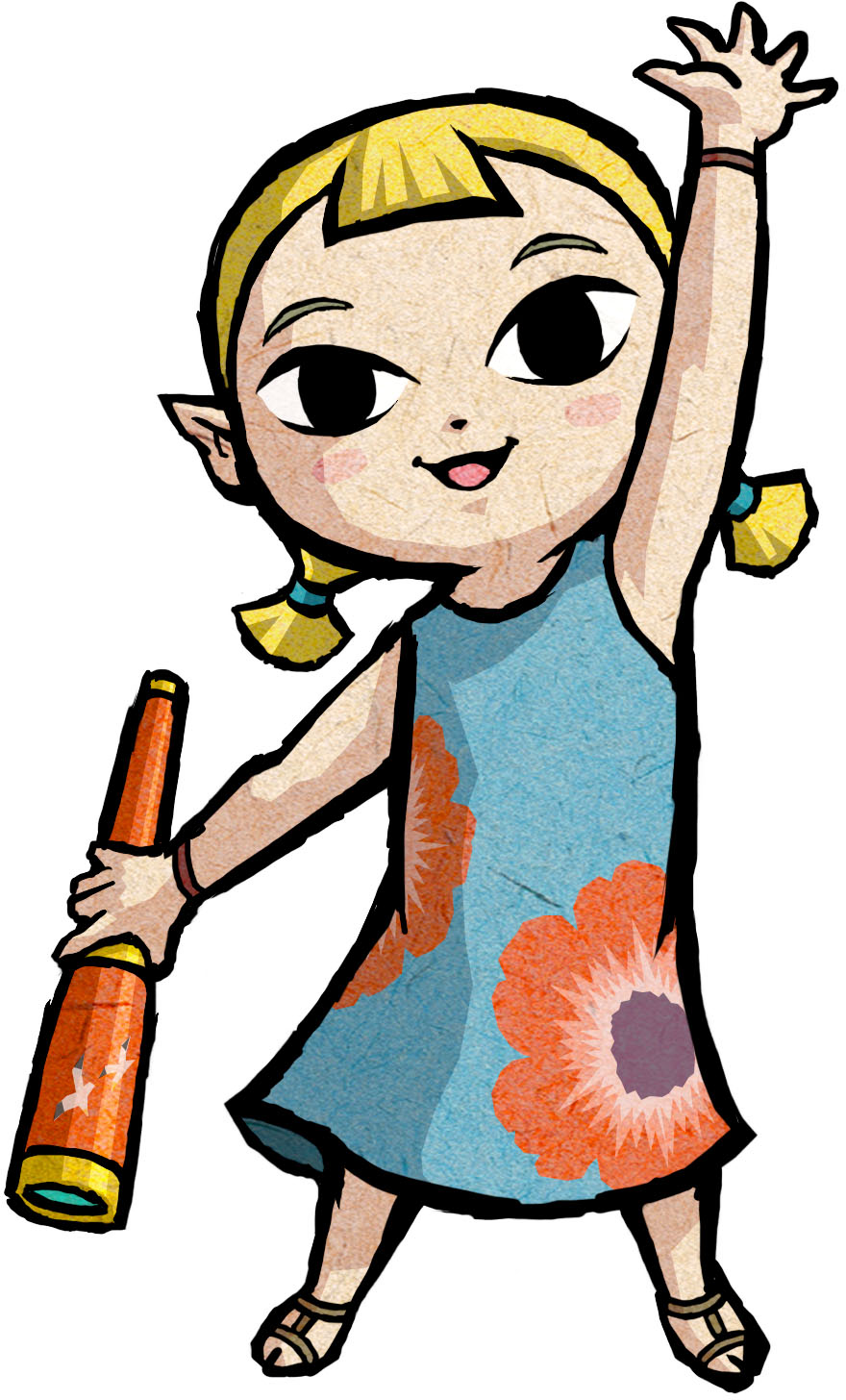 clipart royalty free Cliff clipart underwate. Aryll png pixels zelda.