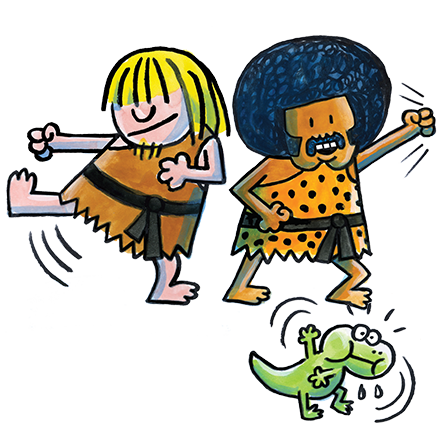 clipart royalty free library Ook shadowski captain underpants. Cliff clipart underwate.