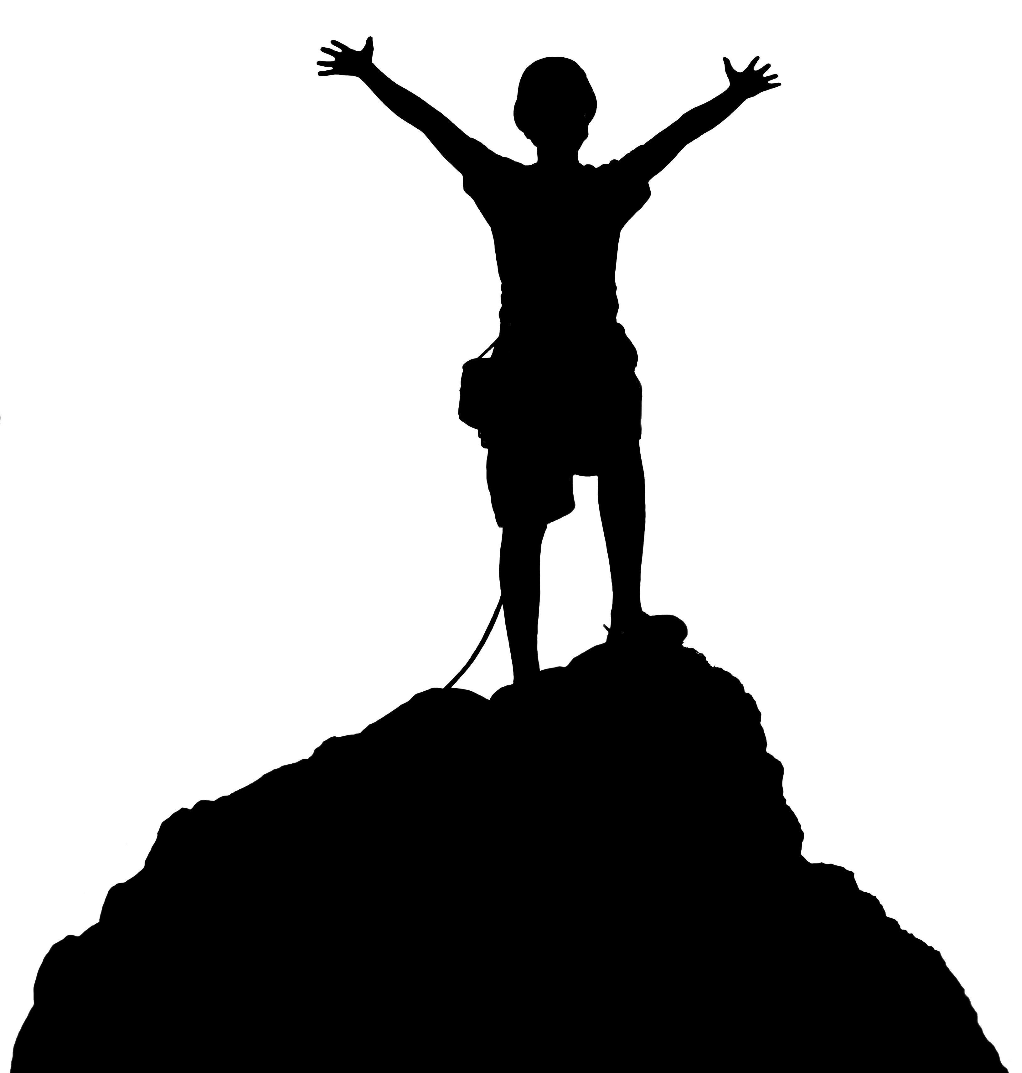 clip royalty free library Climber clipart. Mountain climbing clip art.
