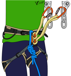 graphic transparent library Sport archives vdiff abseil. Climber clipart adventure story