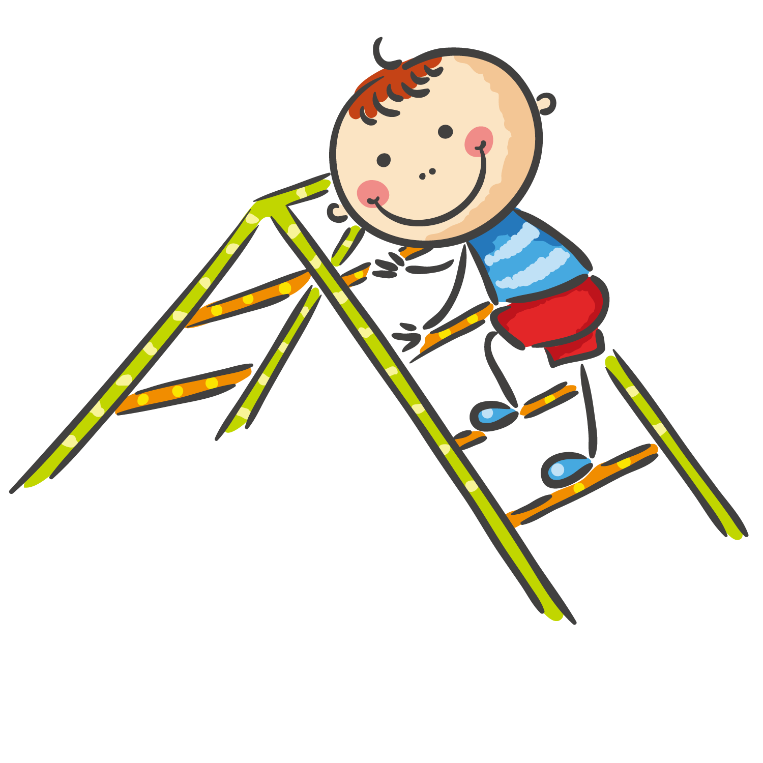 clip art library stock Playground clip art climb. Climber clipart child.