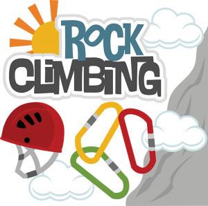clip art library stock Climber clipart rock climbing. Svg files svgs carabiner