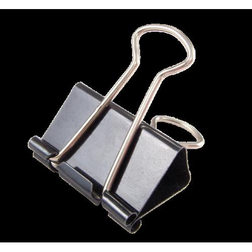 picture free Black clip binder. Clips mm pcs panda