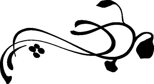 image black and white Black clip large. Vine art at clker
