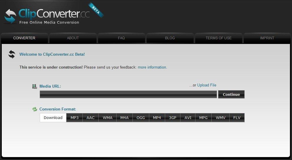 svg black and white library Clipconverter cc reviews features. Clip converte