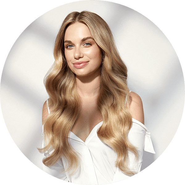 clipart library stock Classic in luxy hair. Clip extensions