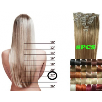 clip transparent library Clip extensions. In hair uk full