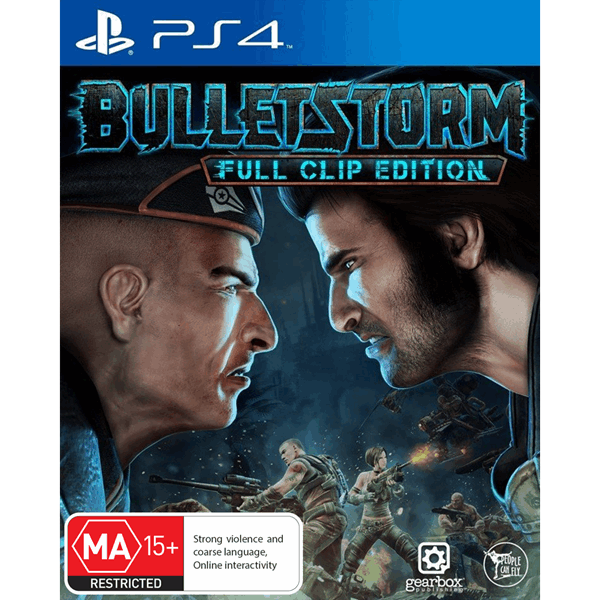 png royalty free download Bulletstorm