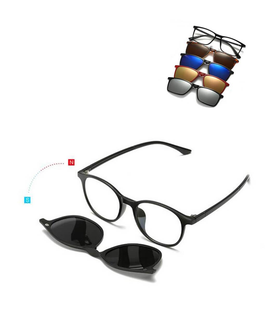 vector transparent download Clip glasses.  lens magnetic sunglasses