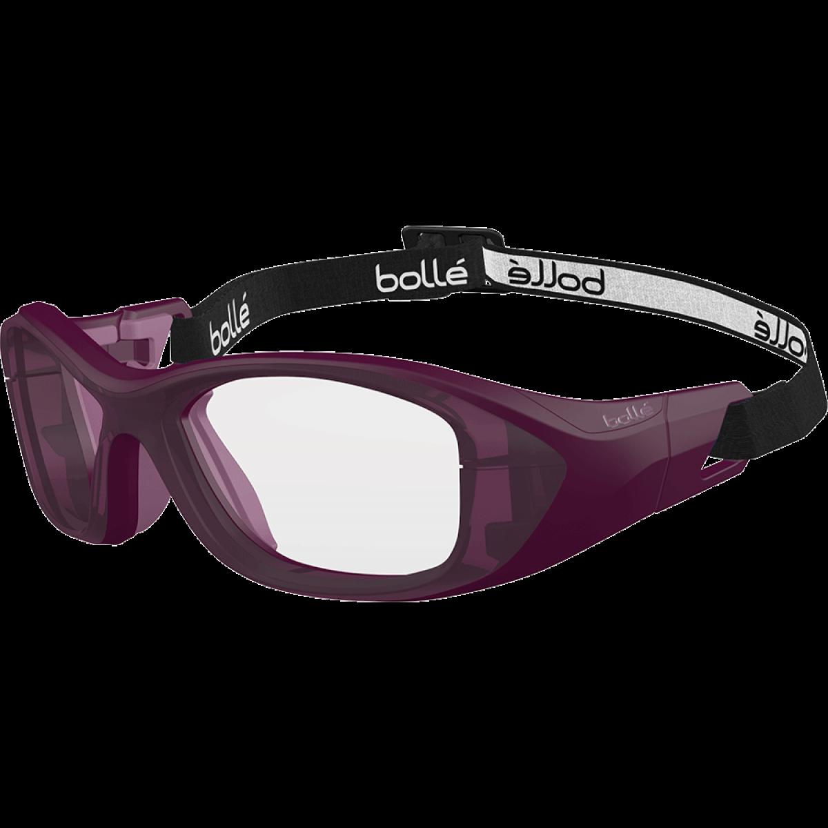vector transparent Bolle Sport Swag Strap Prescription Safety Glasses
