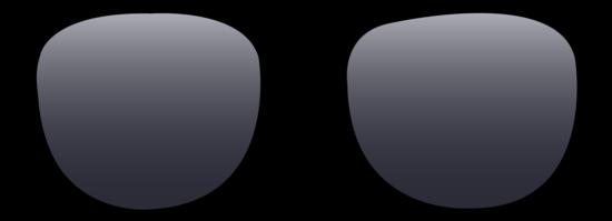 jpg library Clip glasses sun. Art black lens sunglasses.