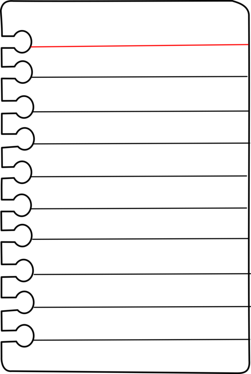 jpg black and white Paper Notebook Download ClipGrab Pencil free commercial clipart