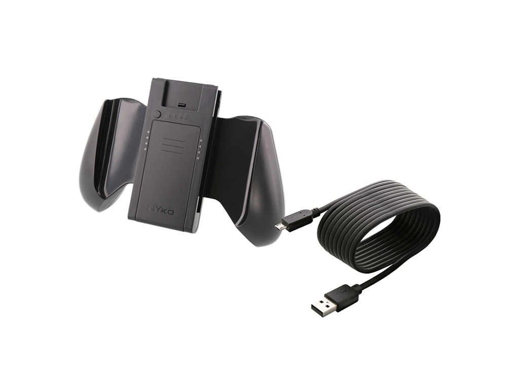 png free library Nyko power for nintendo. Clip grip