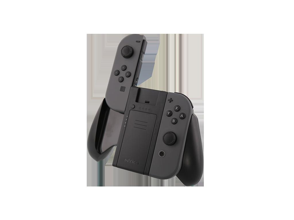 clip transparent Power for nintendo switch. Clip grip